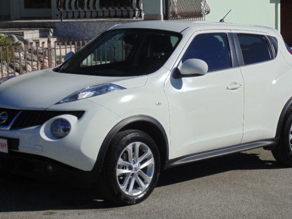 Nissan Juke *km zero*