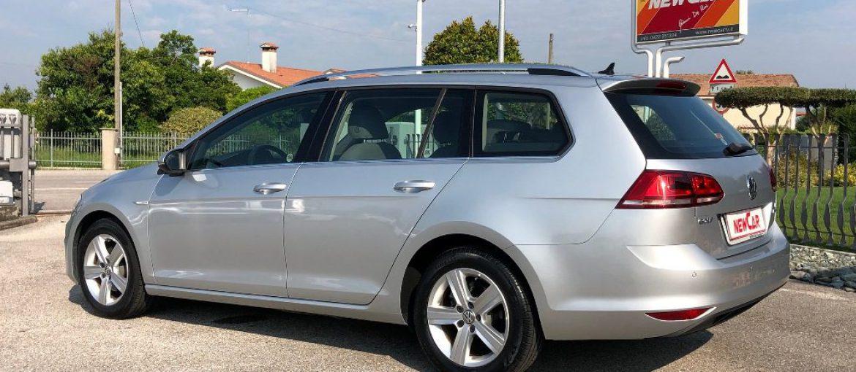 Volkswagen Golf metano