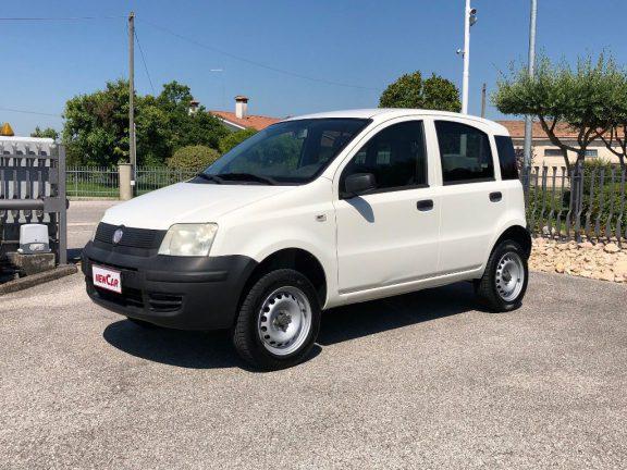 Fiat Panda Van 4×4